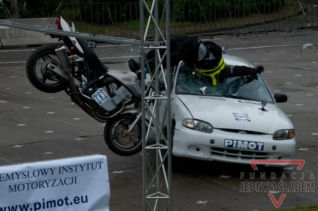 Crash test PIMOT 1