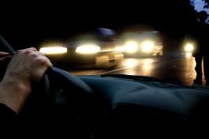 widok kierowcy